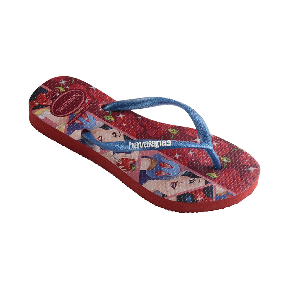 Sandálias Havaianas Kids Slim Princess