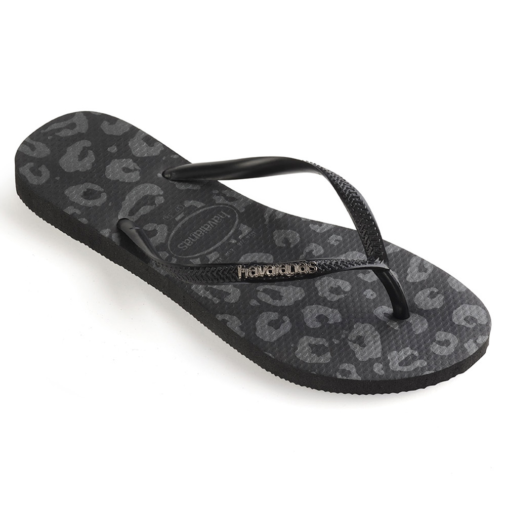 Sandálias Havaianas Slim Metal Animals